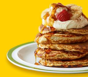 Oatibix Pancakes